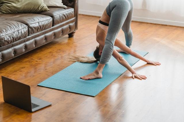 Flexion de jambes